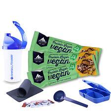 61,76€/kg Multipower 100% Vegan Protein Layer 15x 55g + Bonus I Eiweißriegel Fit