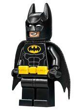 LEGO - Batman Movie - Batman Utility Belt, Head Type 2 - MINI FIG / MINI FIGURE