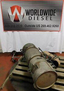 Cummins ISX Diesel Engine DPF Filter, P/N: 23148140123