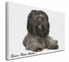 More details for tibetan terrier 'love you mum' x-large 30