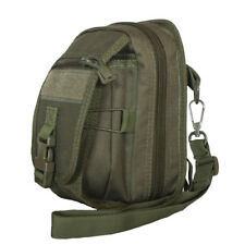 Accessory Pouch Large Multi Purpose Molle Olive Drab Fox Outdoor 56-6820