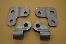 ANTIQUE INDIAN FOUR CYLINDER CHIEF SCOUT 101 SEAT MOUNTING BRACKETS 1928 TO 1932
