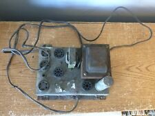 Brush Soundmirror BK-401 Magnetic Recorder POWER SUPPLY for Parts/Repair