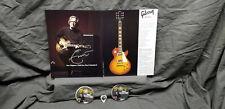 Eric Clapton<> Gibson Promo<>Martin Sticker~Magnet~Pick<>