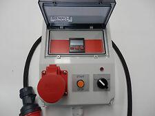 Heizgeräte Zeitschaltuhr Start-Stop Sekundengenau 16A-400V auch in 32A lieferbar