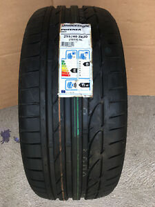 1 x Bridgestone 255/40ZR20 Potenza S001 XL DOT13 NEU Sommerreifen