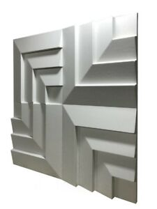 *CONCEPT* 3D Decorative Wall Stone Panels. ABS Form Plastic mold for Plaster