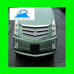 2004-2009 CADILLAC SRX CHROME TRIM FOR GRILL GRILLE 2005 2006 2007 2008