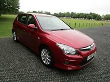2011 61 Hyundai i30 1.6CRDI Auto Comfort Diesel Automatic Red 2 owners from new