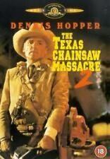 The Texas Chainsaw Massacre 2 (DVD, 2001)