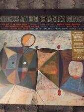"""Charles Mingus """"Mingus Ah Um"""" 2017 DELUXE GATEFOLD 2 X Vinyl LP NEW SEALED"""