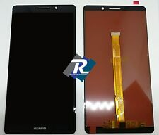 TOUCH SCREEN VETRO LCD DISPLAY HUAWEI Mate 8 NXT-L29 NERO NO FRAME