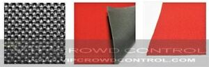 RED CARPET, RUGS, 3' X 10', VIP CROWD CONTROL