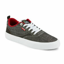 Levi's Mens Lance Lo 90S Chambray Mixed Material Fashion Lace-up Sneaker Shoe