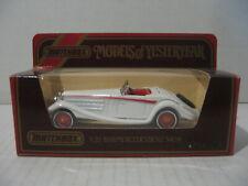 1984 Matchbox Models Of Yesteryear Y-20 1938 Mercedes Benz 540K