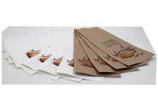 1000 Bäckerbeutel Faltenbeutel Bäckertüten, Papiertüten div. Grö�Ÿen wei�Ÿ braun