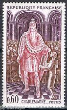 1966 Frankrijk 1562 Karel de Grote - Charlemagne