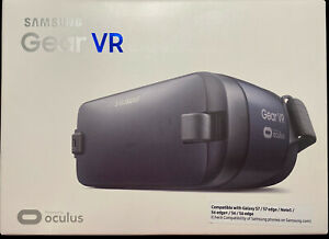 Samsung Gear VR Powered By Oculus Virtual Headset (SM-R323) New And Sealed!!