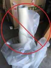 Box Of 30 Individual Plastic Dust Collection Bags 38 X 72