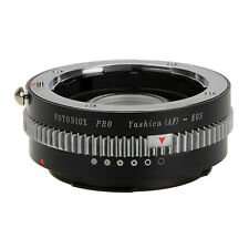 Fotodiox Pro Lens Adapter Yashica 230 AF Lens to Canon EOS Cameras