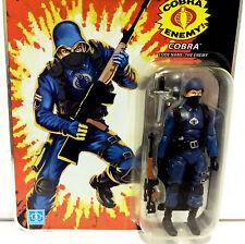 2007 G.I. JOE COBRA SOLDIER • C8-9 • 25th Anniversary Foil Card Hasbro
