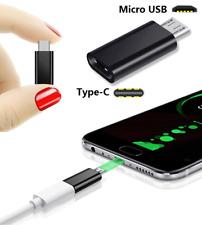 ✅2X Adapter USB C Typ-C auf Micro USB Stecker wandelt USB 3.1 Typ C zu USB Typ B