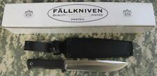 Fallkniven A2L Survival Knife Convex Custom VG10 Stainless Steel Leather Sheath