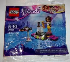Lego Friends Polybag 30205 Pop Star Red Carpet Andrea New