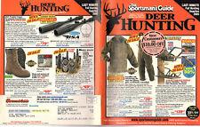 Sportsman's Guide Deer Hunting Catalog Fall 2005 Hunting Supplies & Gear