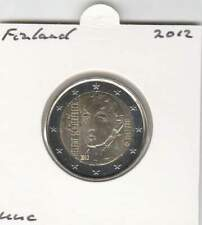 Finland 2 euro 2012 UNC : Helene Schjerfbeck