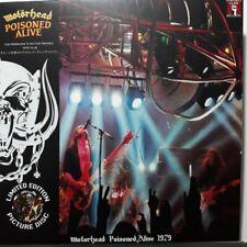 Motorhead: Poisoned alive lp picture disc extreme rare