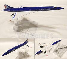 AIR FRANCE PEPSI Concorde Airplane 16cm DieCast Plane Model