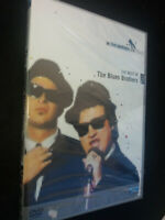 DVD  nuovo MUSICALE THE BLUES BROTHERS - The Best Of -  VERS ITALIA