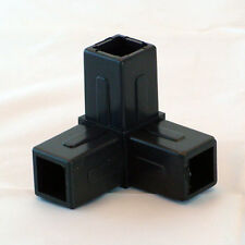 3 Way Corner for 25mm Aluminium Square Tube