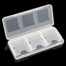 6in1 Tragbar Game Card Spielkarte Box Fall Kasten für Nintendo DS Lite NDSL NDS