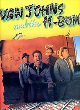 EVAN JOHNS and the H-BOMBS same 1986 EX US