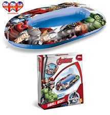 Avengers Childs,Kid Inflatable 94Cm Boat Water Pool Boat,Official Licensed