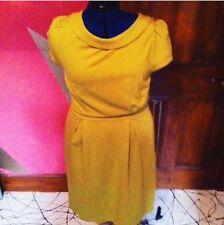 Boden Short Sleeve Jersey Dresses Midi