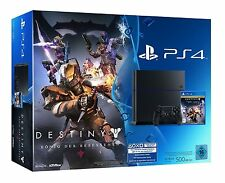 PlayStation 4 (500GB) inkl. Destiny: König der Besessenen [CUH-1216A]  NEU OVP