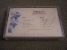 SEALED RARE ADV PROMO Nelson CASSETTE TAPE After the Rain RICKY Love & Affection