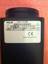 Pelco Motorized Zoom Lens 18x 11mm - 200mm f1:1.9 Model: 12ZV111X18P