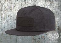 New RVCA Off Set Mens Strapback Cap Hat