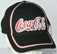 Baseball Cap * COCA-COLA * Noir-Coke US IMPORT
