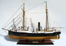 """Polaris Expedition to the North Pole by Charles Francis Handcrafted Model 29"""""""