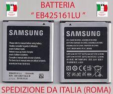 Batteria EB425161LU Samsung Galaxy S3 mini GT-I8190 capacità originale 1500mAh