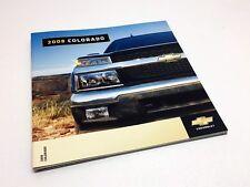 2008 Chevrolet Colorado Brochure