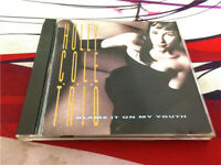 Holly Cole Trio ‎– Blame It On My Youth CDP 7 97349 2 US CD E119-32
