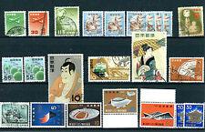 Japan_1952-1968 Mi.Nr. 598-1007 Konglomerat