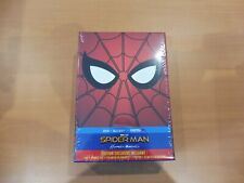 SUPERBE COFFRET COLLECTOR DVD SPIDER MAN - EDITION EXCLUSIVE A VOIR !!