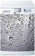 Sticker lave vaisselle Gouttes d'eau 60x60cm réf 54835